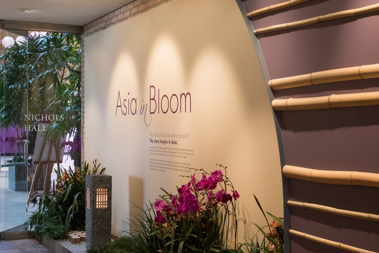 Asia in Bloom Botanical Gardens