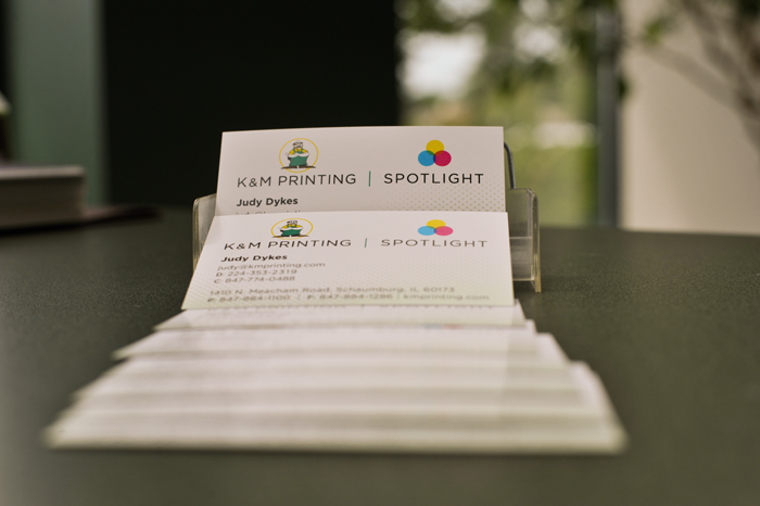 Digital Business Card Printing in Schaumburg