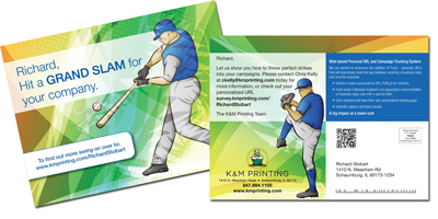 Postcard Printing Services